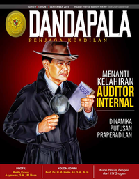 Volume I/Edisi 7 September 2015