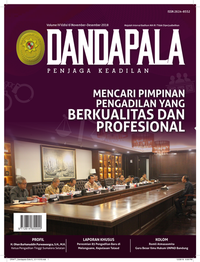 Volume IV/Edisi 6 November-Desember 2018